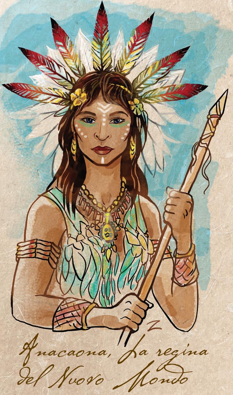 illustrations by Karen Viola