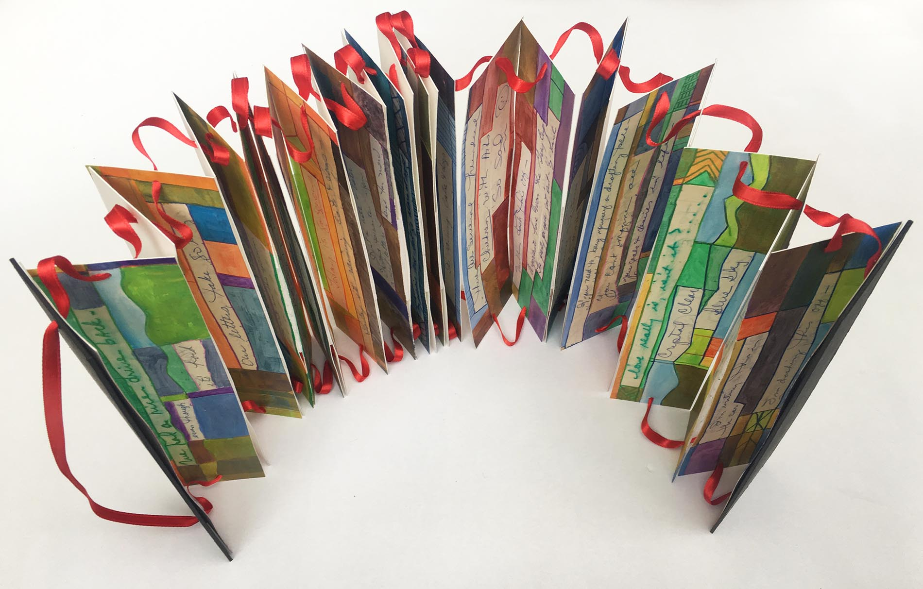 book art by Karen Viola
